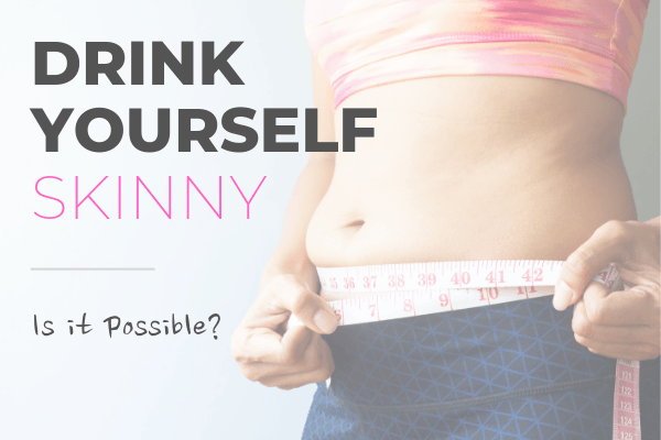what are the best drinks for losing weight fast